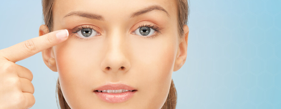 eyelid reconstruction surgery