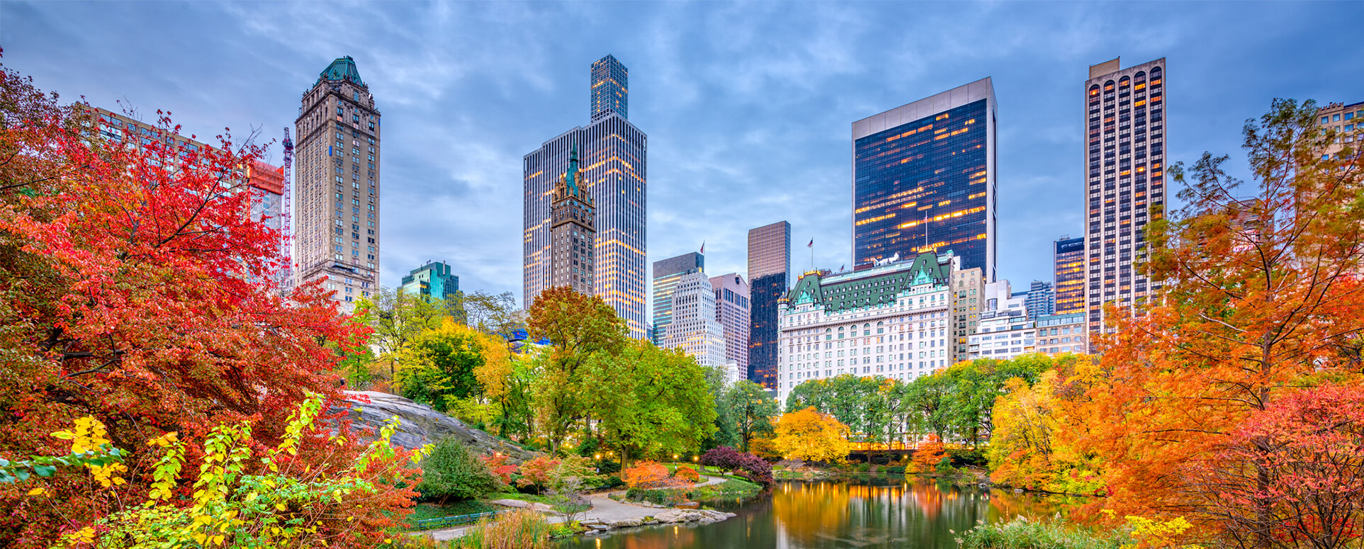 Central Park South NYC